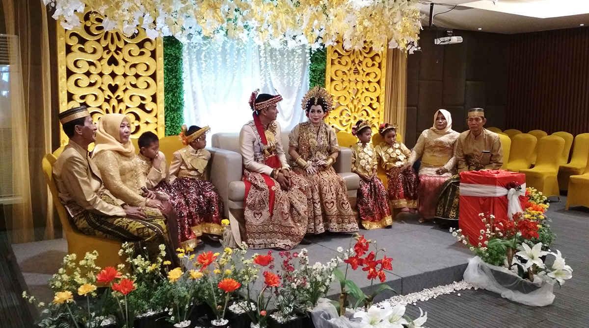 Wedding Ceremony of Sitti Ardianti Amir & Andrey, S.E