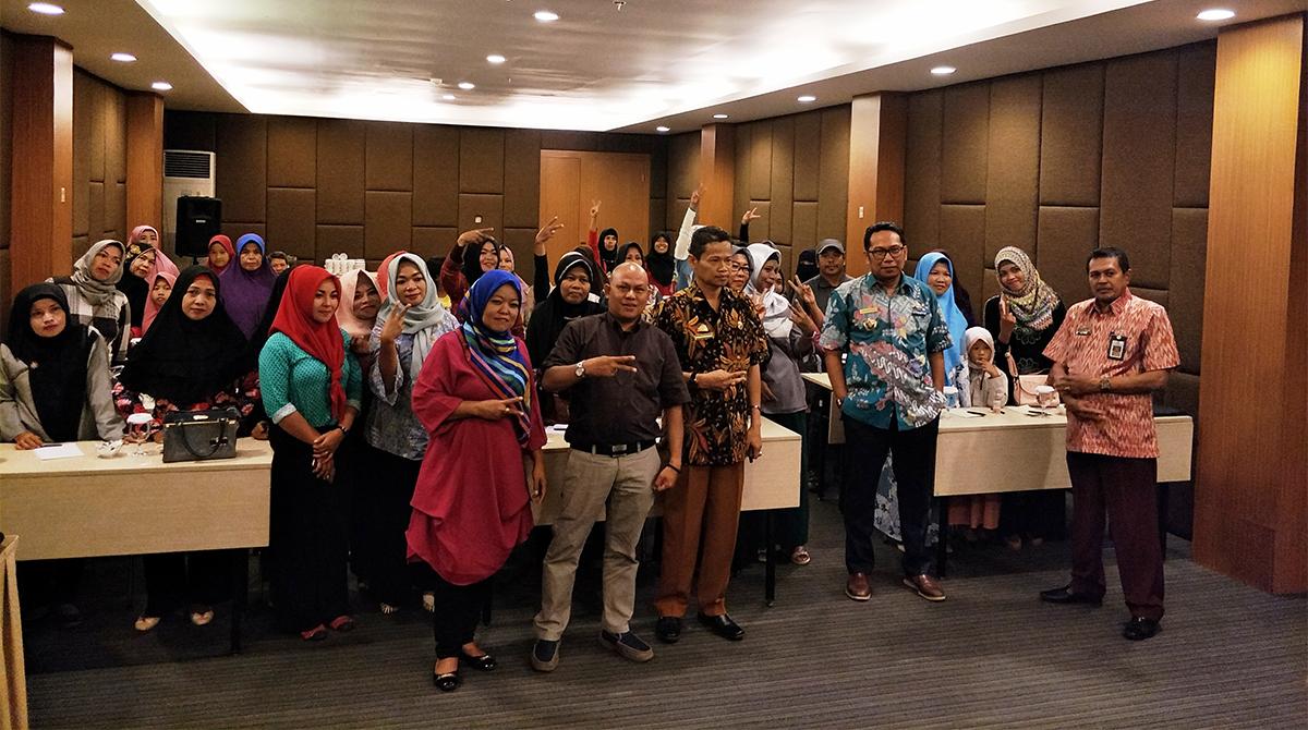 Pembinaan & Pemberian Bantuan Bagi Anak Peserta PKH Berprestasi