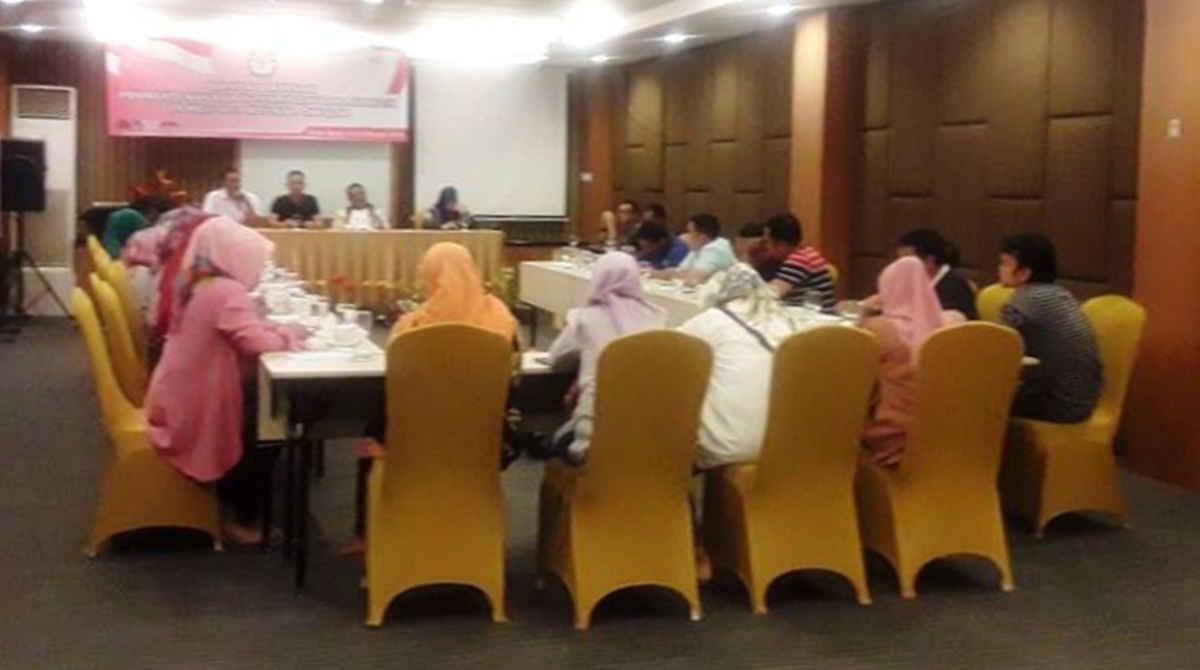 Rapat Koordinasi KPU Kabupaten Takalar